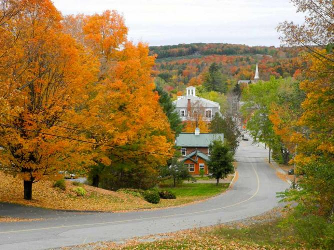 The 10 Most Beautiful Villages In Canada