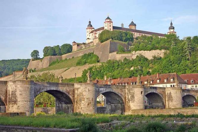 Marienberg Fortress | © Christian Horvat/WikiCommons