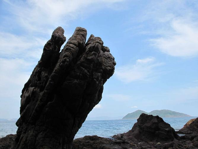Devil's Fist at Bluff Head | © Minghong/WikiCommons