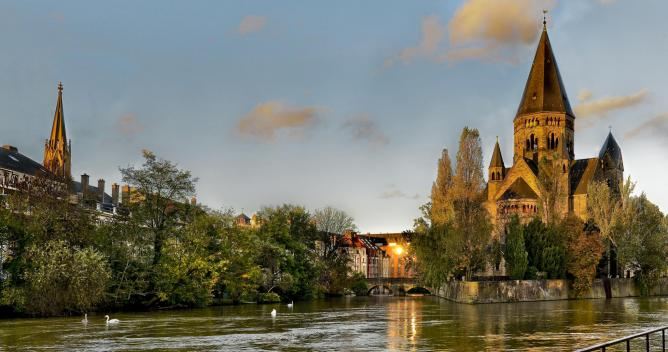 the 10 best hotels to book in metz. Black Bedroom Furniture Sets. Home Design Ideas