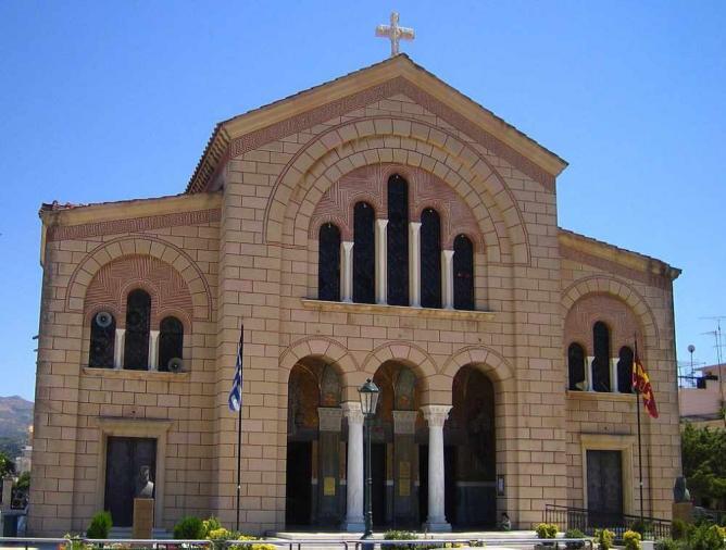 Agios Dionysios cathedral | © Pufacz/WikiCommons