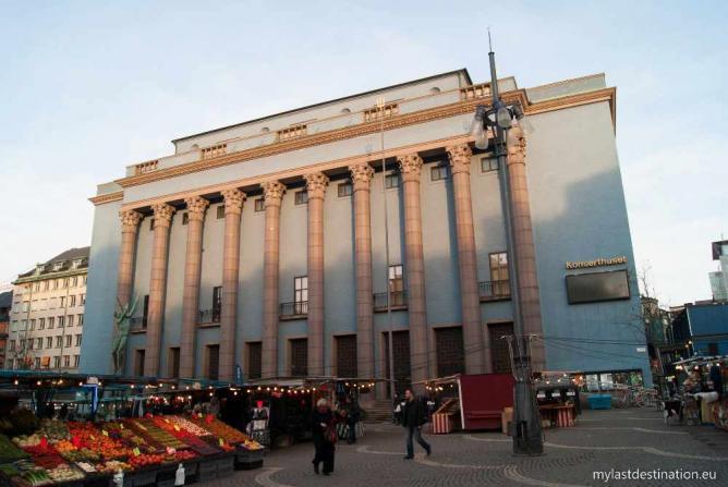Stockholm Concert Hall