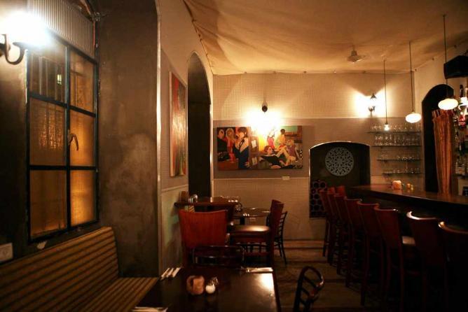 Shanty Restaurant Bar