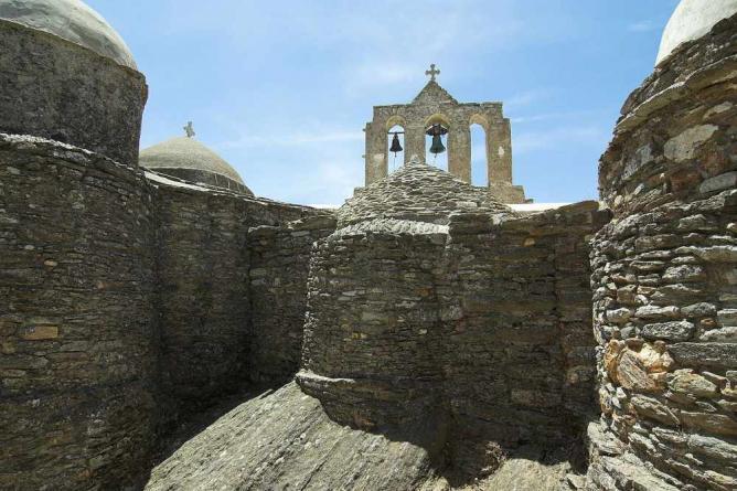 The monastery of Panagia Drosiani   © Zde/WikiCommons