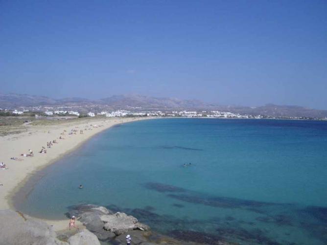 Agios Prokopios, Naxos   © Ildebrando/WikiCommons