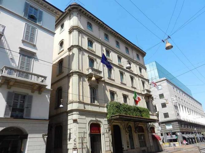 Milano - Grand Hotel et de Milan
