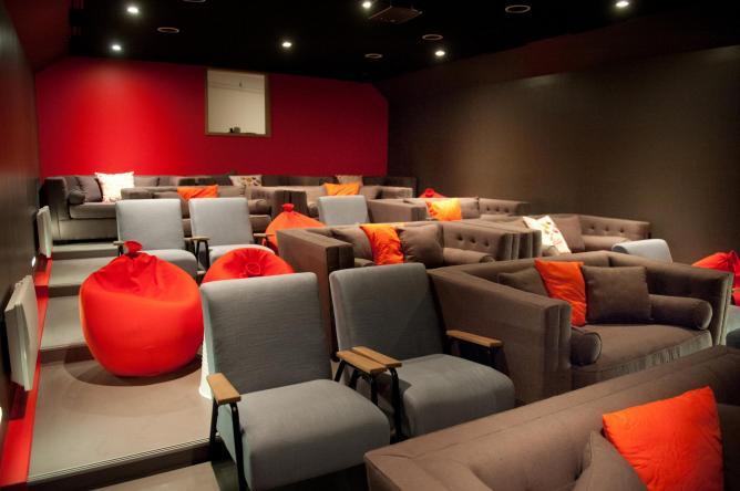 Cinema Les Bobines | Courtesy of Les Bobines