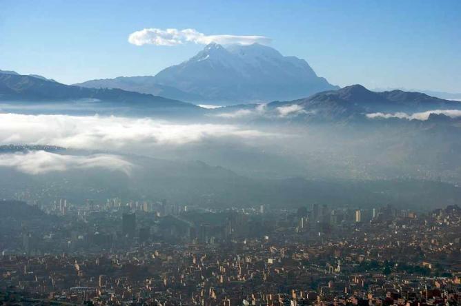 La Paz | © mark goble/Wikicommons