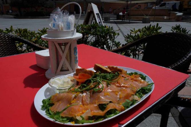 One brunch option at Il Baretto | Courtesy of Il Baretto