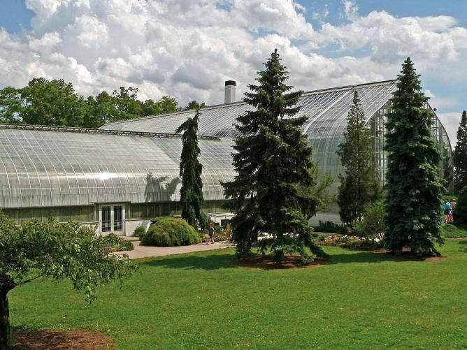 Krohn Conservatory l © Greg5030/WikiCommons