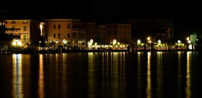 Gargnano by night