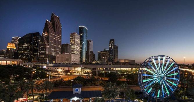 Downtown Houston skyline   © Creative Commons/Pixabay/skeeze