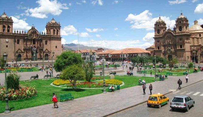Plaza de Armas, Cusco | © Rodrigo.Argenton/Wikicommons