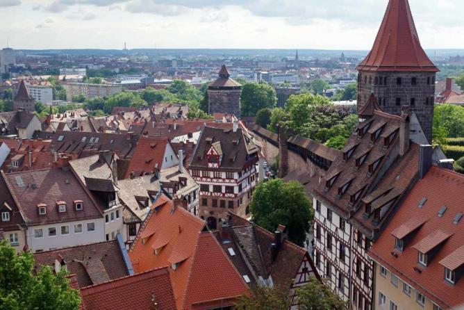 Kaiserburg Castle
