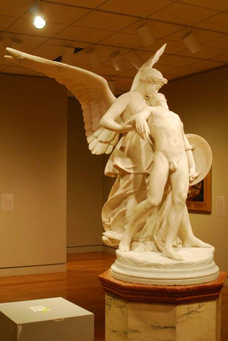 Kiss of Victory at Minneapolis Institute of Art