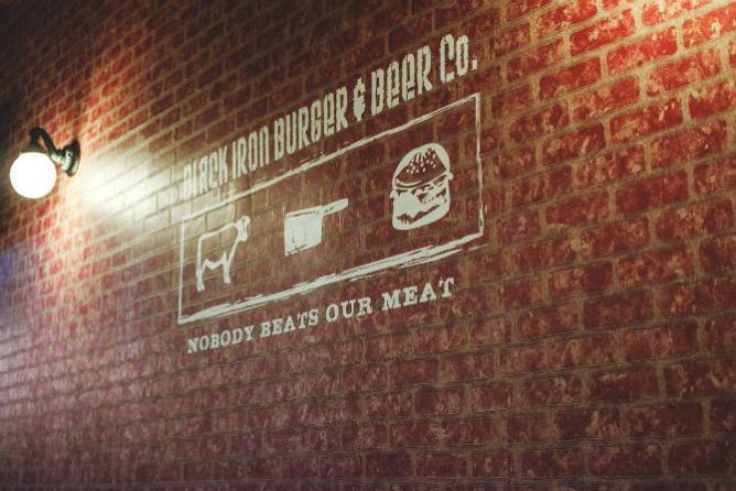 Image courtesy of Black Iron Burger & Beer Co.