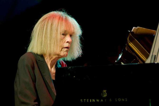Carla Bley | Michael Hoefner/Wikimedia