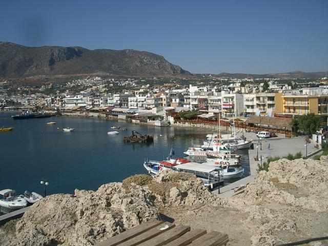 Hersonisos harbor | © DaffyDuke/WikiCommons