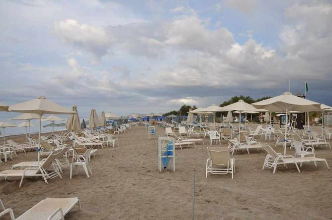 Platanias beach | © Moonik/WikiCommons