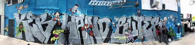 Superheroes | © Justice Boles