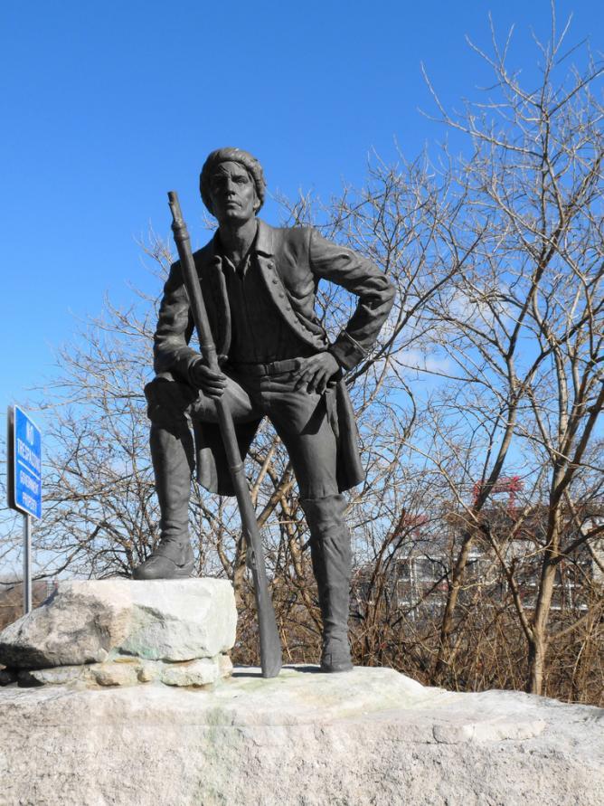 Timothy Demonbreun statue, Nashville   © jpc.raleigh/Flickr