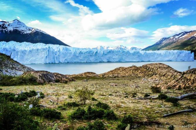 Perito Moreno Ⓒ Douglas Scortegagna/Flickr