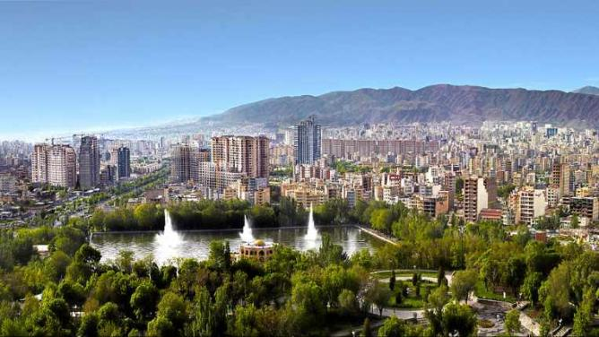 Tabriz cityscape   © Hoseinb007/Wikicommons