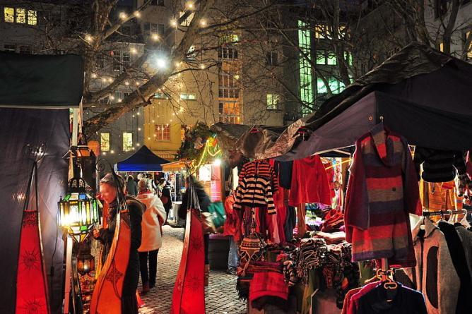 Rosenhof Market   © Roland zH/WikiCommons