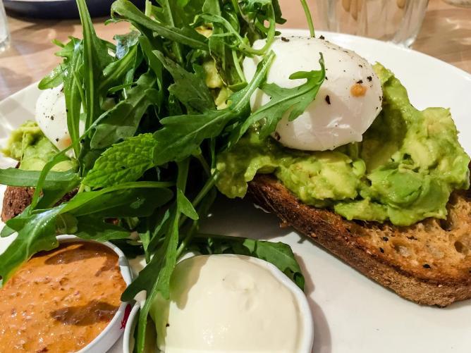Avocado toast | © Katherine Lim/Flickr