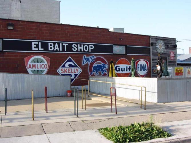 El Bait Shop | © David Wilson/Flickr