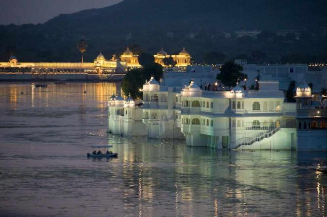 Lake Palace| © Andrew Miller /Flickr