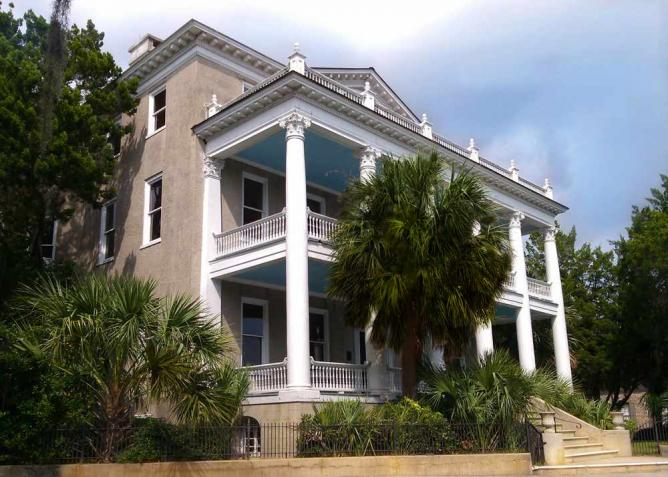Historic Anchorage House in Beaufort, SC | Courtesy of Beaufort Regional Chamber of Commerce