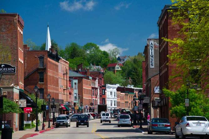 Galena, Illinois | © SD Dirk/Flickr