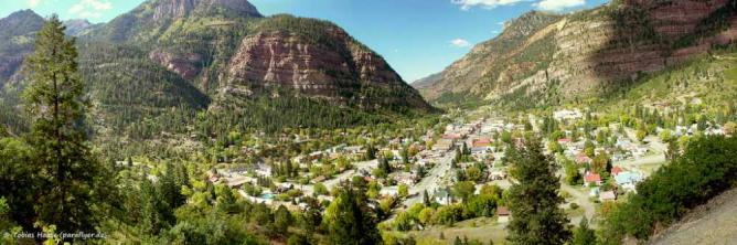 Ouray, Colorado | © Tobias/Flickr