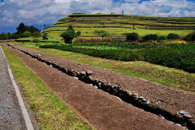 Incan Irrigation System