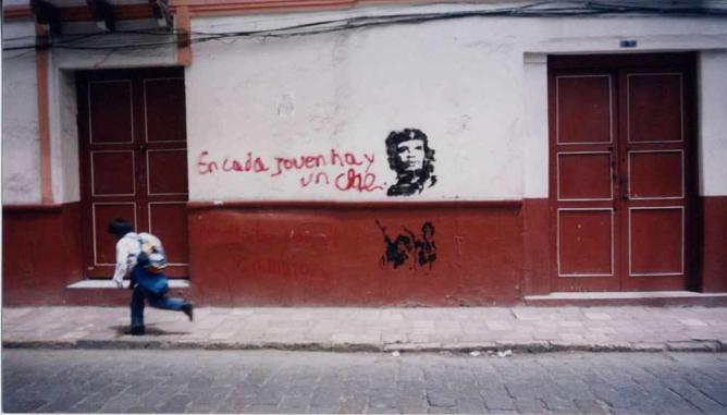 Cuenca wall