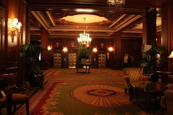 Omni Park House Hotel