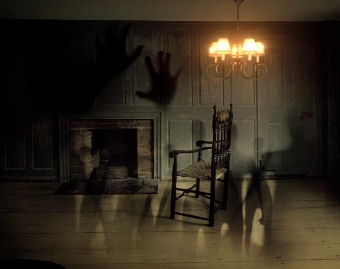 Ghosts and spirits | © Public Domain/Pixbay
