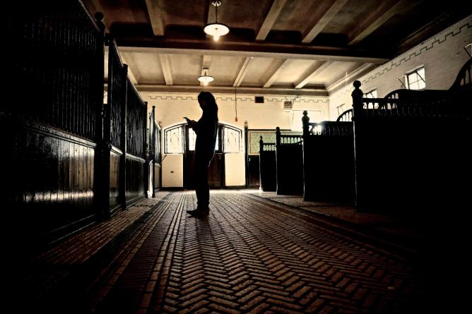 Casa Loma's famous stables | © Trevor Choi/Flickr