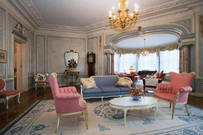 Lady Pellatt's Suite | © Steven V. Rose/WikiCommons