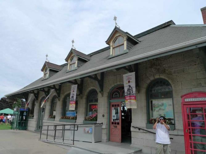 Kingston Station (Tourist information and souvenir)