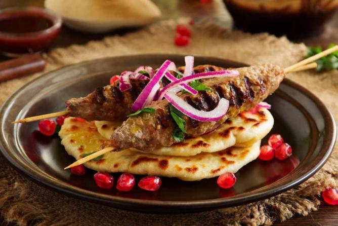 Kebab of Lamb