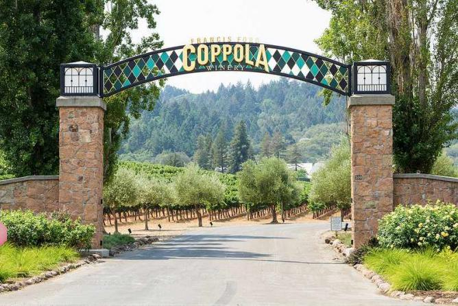 Francis Ford Coppola Winery © Roger Gallamore/Flickr