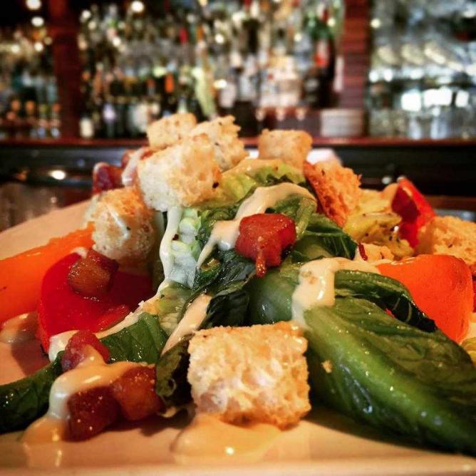 BLT Salad | Courtesy of Victoria Gastro Pub