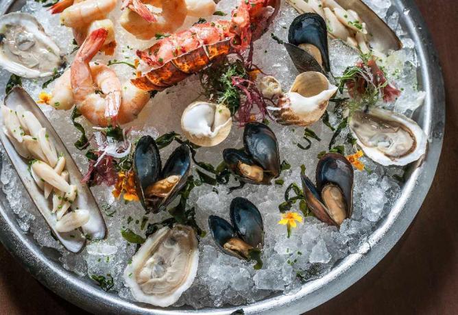 Chesapeake Oysters | Courtesy Wit & Wisdom