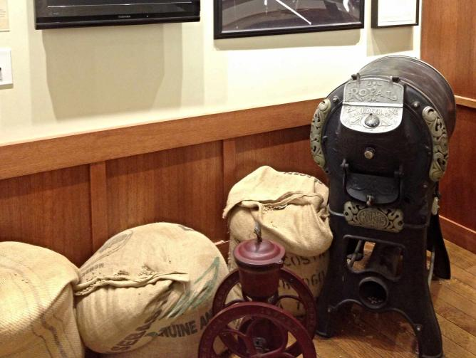Original Coffee Roaster at Peet's | ©RayEverett/flickr