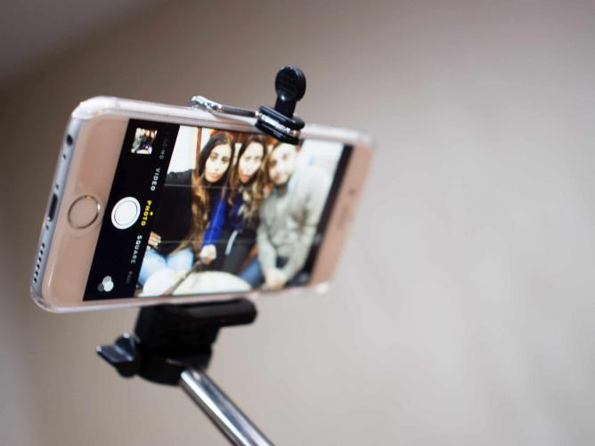 Selfie Stick | © RV4i/Flickr