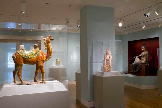 African Art Installation | Courtesy of Baltimore Museum of Art