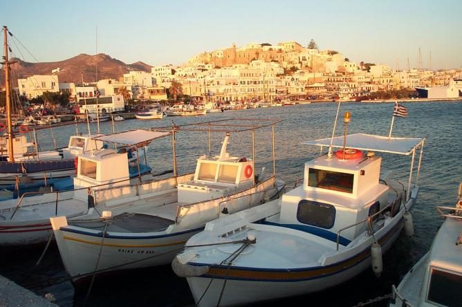 Naxos, Greece   © Howard Chalkley/Flickr