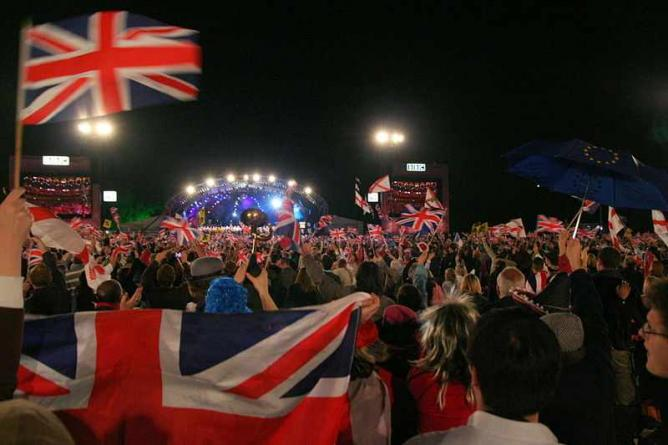 Proms in the Park | © Neil Rickards/Wikimedia